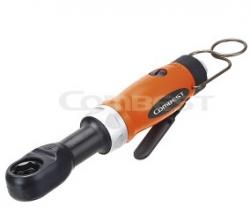 Thru-hole ratchet wrench