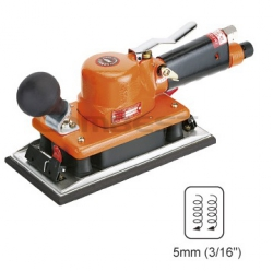 Non-Vacuum Orbital Sander
