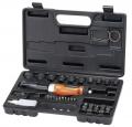 Thru-hole ratchet wrench kit